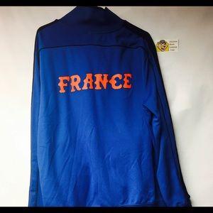 Mens XXL Nike France Trackjacket